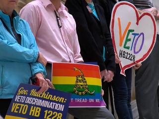 Arkansas Lawmakers Pass Controversial Act