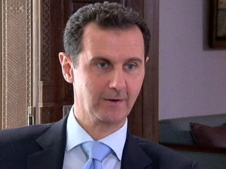 Assad Blames Continued Conflict on U.S. Support of 'Terrorists'