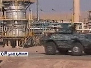Iraqi TV: 'Security Forces Re-Enter Baiji Refinery'