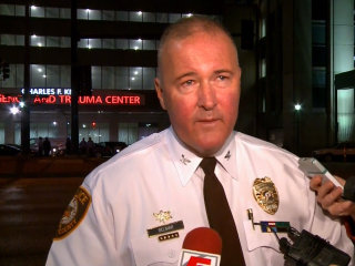 Police Chief Jon Belmar Believes Ferguson Officers Were Targets