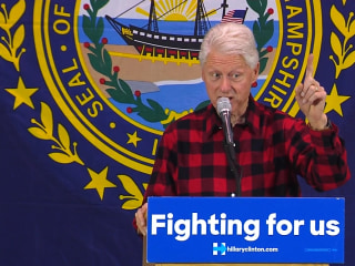 Bernie Sanders' Healthcare Record Attacked by Bill Clinton