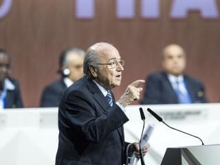 Embattled FIFA President Blatter Calls for Unity