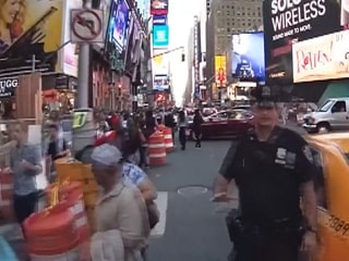 BMX Rider Films His Crazy Journey Through New York