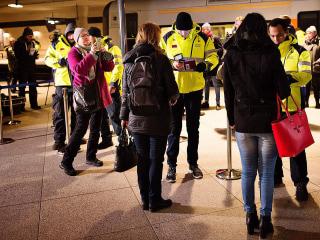 Sweden Demands Identity Checks for People Arriving From Denmark