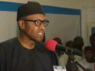 'Change Has Come,' Nigeria's Next President Declares