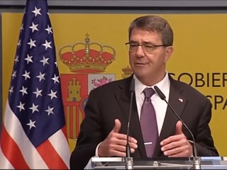 Russia's Syrian Policy is Doomed to Fail, Ash Carter Says