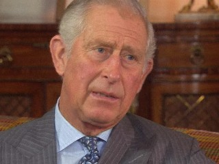 Prince Charles: Climate Change is Cause of Syrian War
