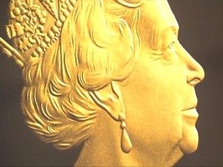 New Portrait of Queen Elizabeth Unveiled for Britain's Coins