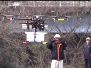 Drone Successfully Tested To Make Grocery Deliveries