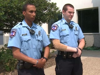 Minnesota Officers Prove There's No Rescue Too Small