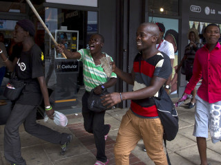 Anti-Immigrant Violence Flares on South African Streets
