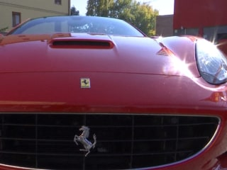 Ferrari Test Drives Curbed in Hometown Clampdown
