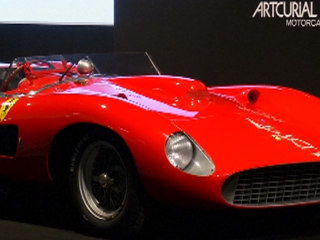 Rare 1957 Ferrari 335 Sport has Sold for $35.6 Million