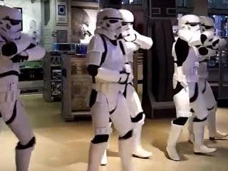 Twerking Stormtroopers Help Celebrate 'Force Friday'