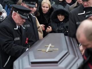 Moscow Funeral for Slain Kremlin Critic Boris Nemtsov