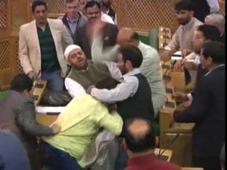 Food Fight: Indian Lawmakers Attack Colleague Who Served Beef