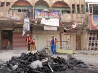 Car Bombs Target Baghdad, Killing 19 People