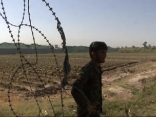 Tight Security Around C-130 Crash Site in Afghanistan