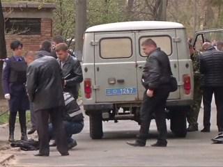 Pro-Russian Journalist Gunned Down In Kiev