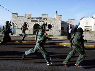 At Least Four Worshippers Killed in Synagogue 'Terror Attack'