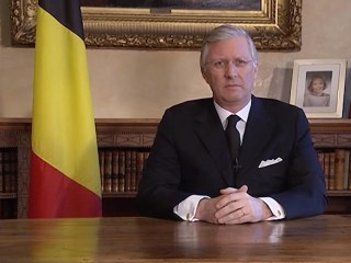 King of Belgium on Attacks: 'Today Our Country is in Mourning'