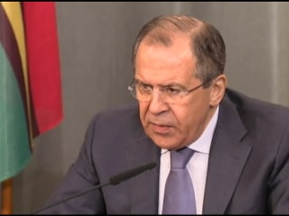Good Prospects of Iranian Nuclear Deal, Lavrov Says