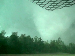 Storm Chaser Provides Close Look at Miss. Tornado