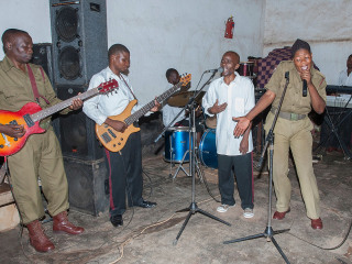 Meet Malawi's Grammy-Nominated Prison Inmates