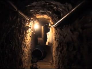 Cross-Border Drug Tunnel Found in Tijuana, Mexico