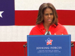 'We Have Seen Too Many Tragedies Like This,' Michelle Obama Says