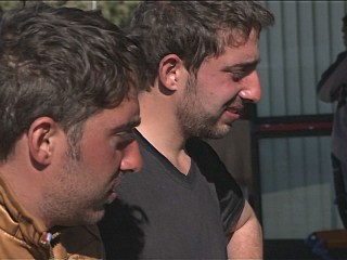 Syrian Brothers Describe Ordeal at Hands of People Smugglers