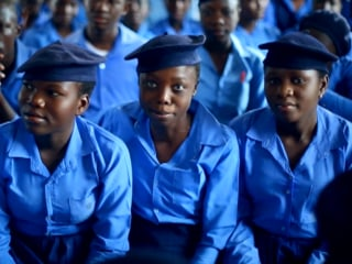 Schoolgirls Determined Despite Boko Haram Threat