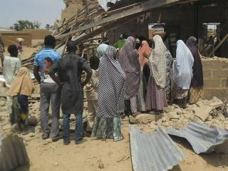 Spate of Suspected Boko Haram Blasts Target Nigeria