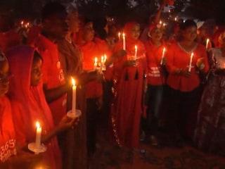 Bring Back Our Girls Candlelit Vigil