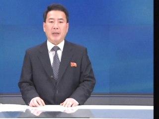 Arrest of U.S. Student Announced on North Korean TV