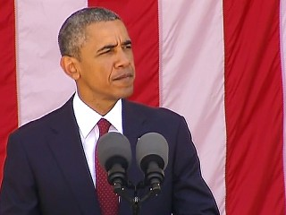 President Obama Pays Tribute to Troops Killed in Combat