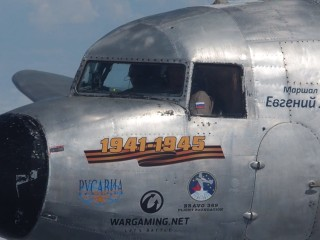Iconic Douglas DC-3 Aircraft Return to the Russian Skies