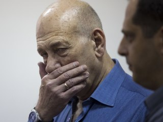 Ehud Olmert Sentenced to 8 Months in Jail for Corruption