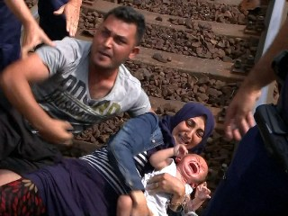 What Happened After Migrants' Train Left Budapest