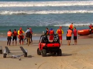 Surfer Critically Injured in Suspected Shark Attack off Australia
