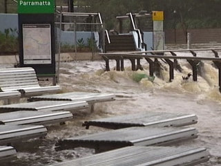 Australia's East Coast Hammered by Storms