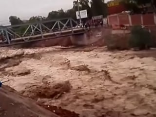 State of Emergency as Floods, Landslides Swamp Peru