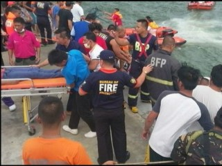 Dozens Die After Ferry Capsizes Close to Harbor