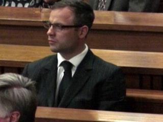 Pistorius Prosecutor: 'You View Mr Pistorius as a Victim'