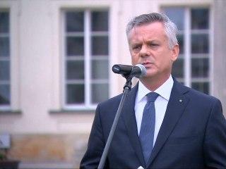 Minister Presser On Nazi Gold-Train Deathbed Secret