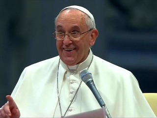 Pope Cracks a Smile Saying: 'I Won't Be Here in 2024'