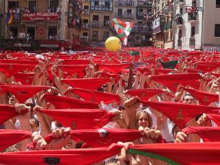 Feeling Bullish? San Fermin Festival Opens in Pamplona