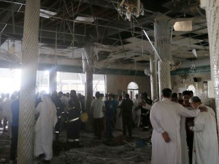 Suicide Bomber Targets Shiite Mosque in Eastern Saudi Arabia