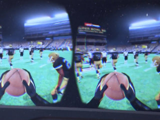 Super Bowl 50 Technology Puts Fans in the Game