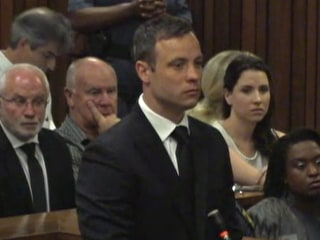 Pistorius Sentenced to Five Years Jail for Culpable Homicide